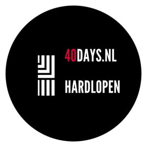 40 days.nl hardlopen in Rotterdam