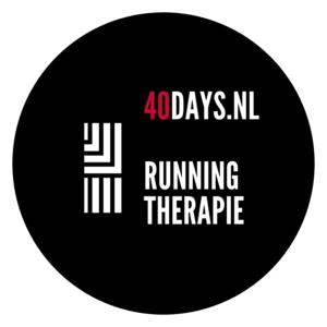 40 days.nl runningtherapie Rotterdam