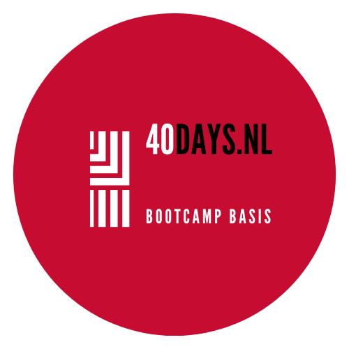 Bootcamp basis Rotterdam Nesselande 40days.nl