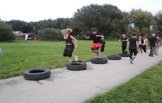 Bootcamp 40days.nl in Roterdam