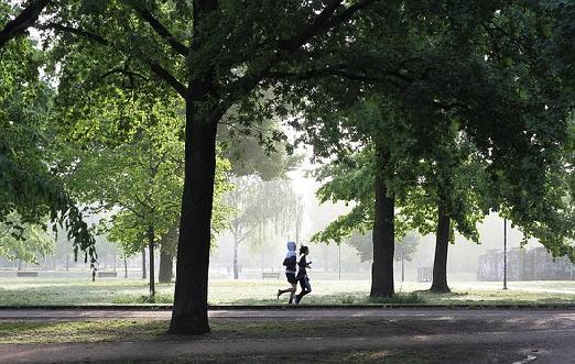 runningtherapie met 40days.nl in Rotterdam
