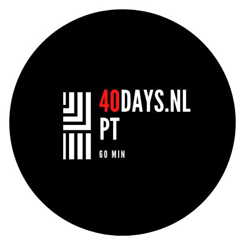 40days.nl Personal training 60 minuten