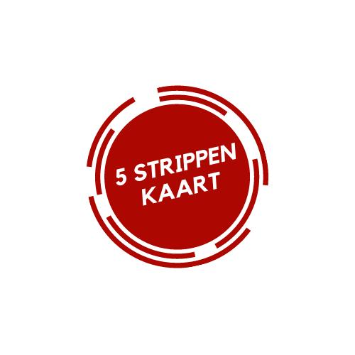 strippenkaart 40days.nl